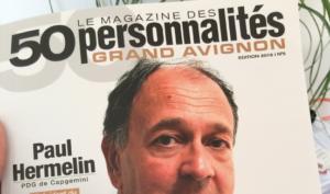 magazine des 50 personnalités du Grand Avignon