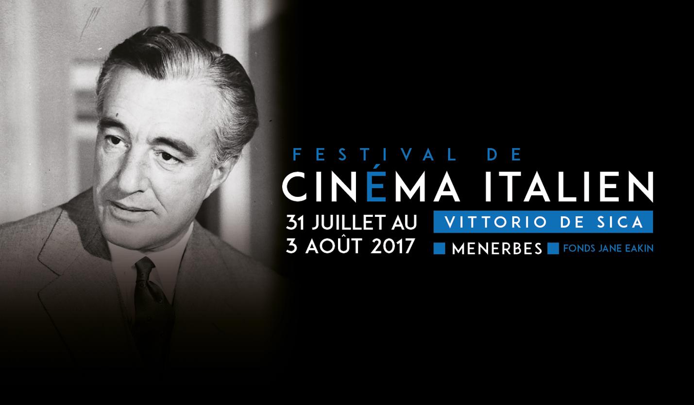 Arome partenaire du Festival de Cinéma italien de Ménerbes