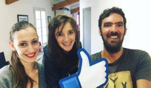 Facebook agence Arome