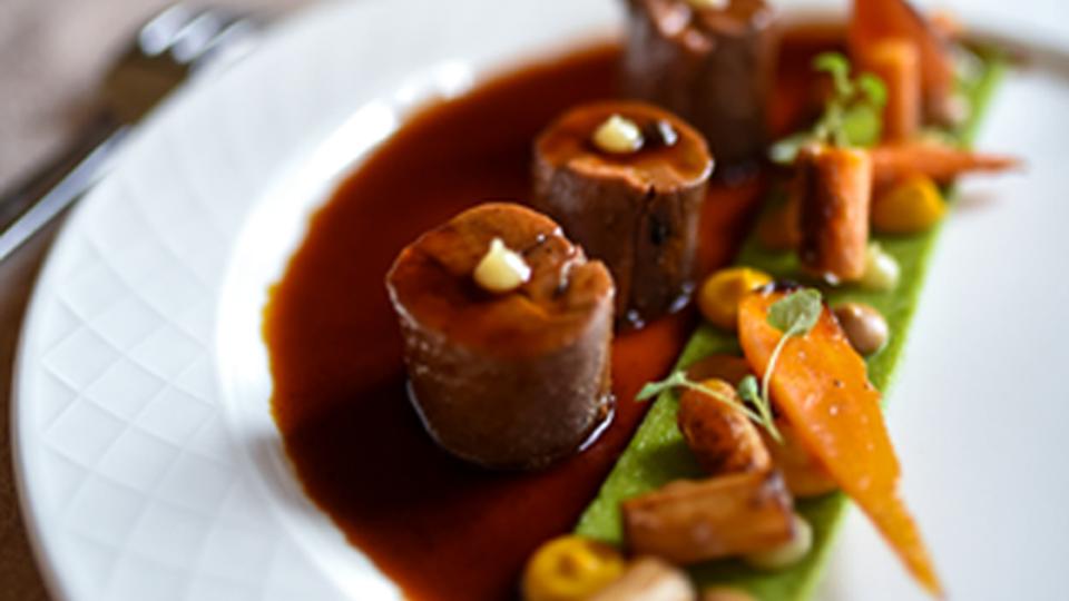 Arôme réalise la communication du restaurant La Treille