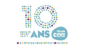 Arome réalise l'identité visuelle du 10ème anniversaire de Trans'cove
