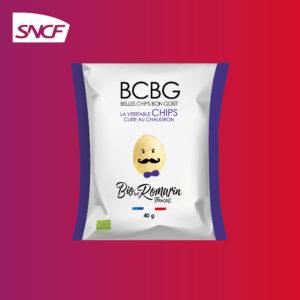 packaging chips romarin bio