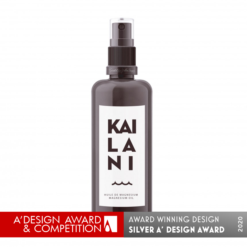 arome design award branding kailiani