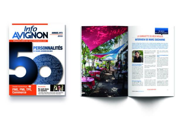 Magazine des 50 personnalités 2013