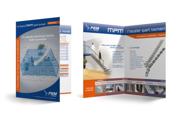 MPM quart tournant