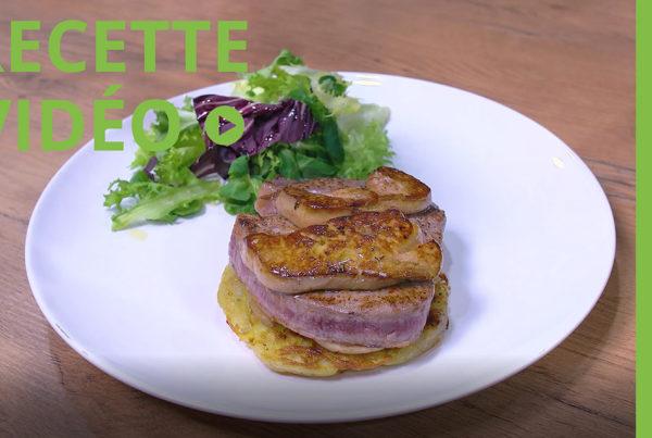 Tasty vidéo Dussurgey #2 – Recette croustillant de pomme de terre