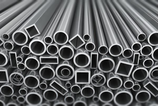 Site internet Métaux distribution - Vente de métaux