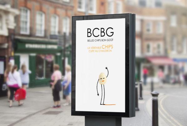 Campagne digitale BCBC Monoprix