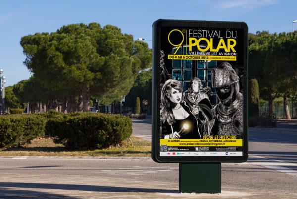 Festival du Polar Villeneuve les Avignon