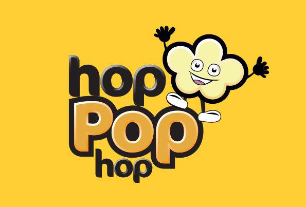 Packaging Pop Corn Hop Pop Hop