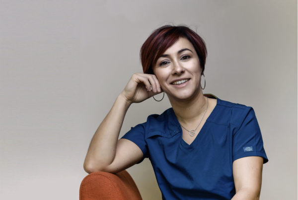 Site web Ostéopathe Anaïs Chirol