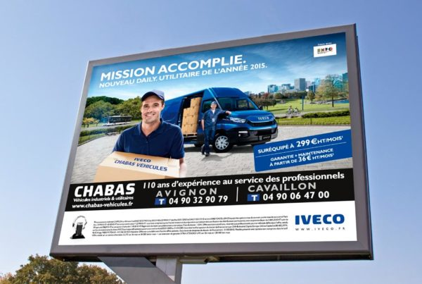 Chabas Iveco Véhicules