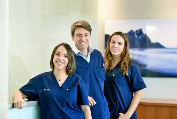 Site internet Orthodontiste Docteur Villemagne