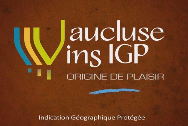 Vins IGP Vaucluse
